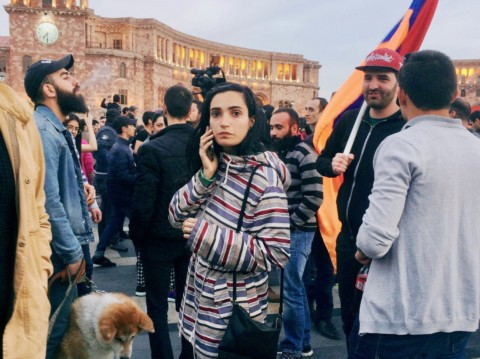 Why Armenians Call for a Velvet Revolution