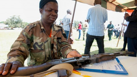 When women take up arms and what that means for DDR processes