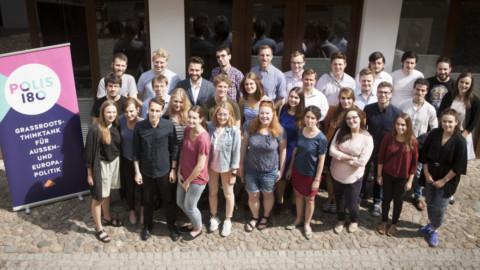 SOMMERFEST & MITGLIEDERVERSAMMLUNG: Ein Jahr Polis180 wird gefeiert