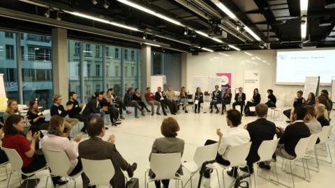 Polis-Workshop zu Jugend in Konflikten – PeaceLab2016