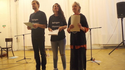 16 SEP | Letters to Europe – Female Refugees telling their Stories