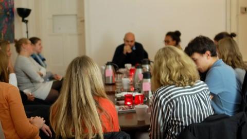 05 OKT | Teatime on Mediation in Africa