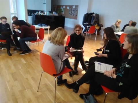 3-4 FEB I Strategic Forecasting Workshop on the future of Visegrád Four cooperation