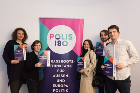 13 März | Launch Polis Paper N. 7