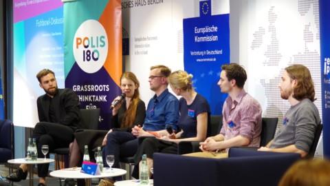 17. April | Bürgerdialog: Für ein Europa der Zukunft?!