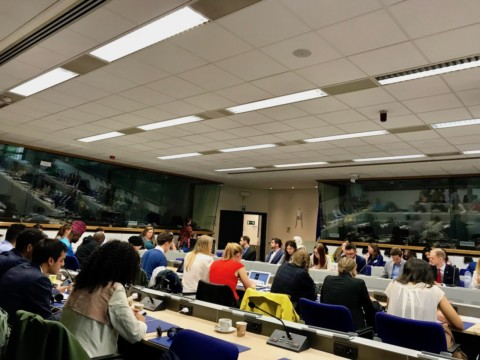 23-24 May | EU Conference on Youth, Peace & Security in Brussels