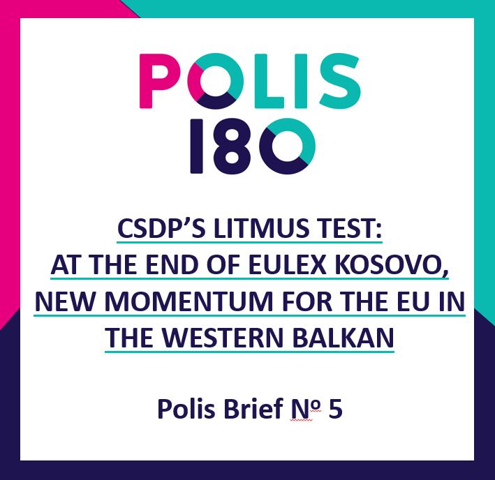 POLIS BRIEF #5 | CDPS\'s Litmus Test – Polis180