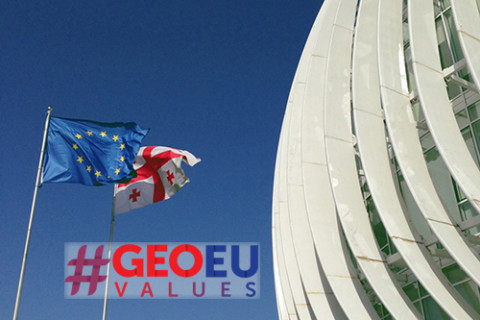 Call for Applications: Workshop in Tbilisi this September #GEOEUvalues