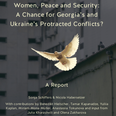 #womenps Report | Women, Peace and Security in Georgia and Ukraine