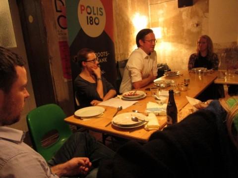 Polis kocht! Zivilgesellschaft in Russland und Osteuropa: Salz in der Suppe oder Dorn im Auge?