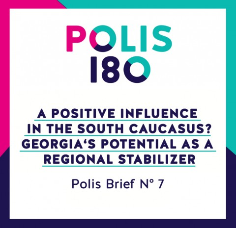Polis Brief N° 7 | Georgia's Potential as a Regional Stabilizer in the South Caucasus