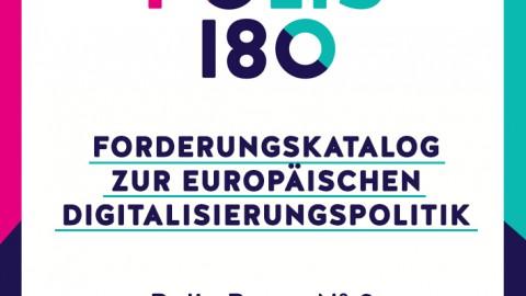 Polis Paper #9 | Forderungskatalog zur europäischen Digitalisierungspolitik