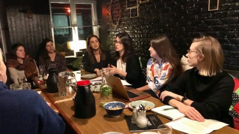 Report | Teatime: Women in the Kosovo War